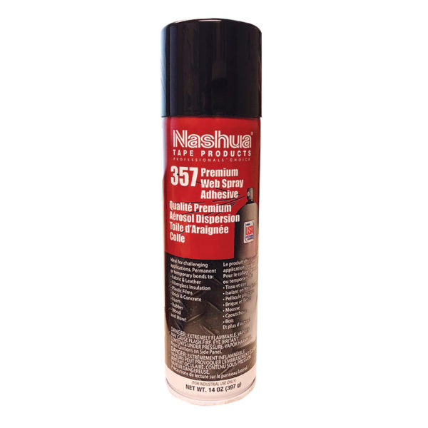 Nashua 357 Spray Adhesive