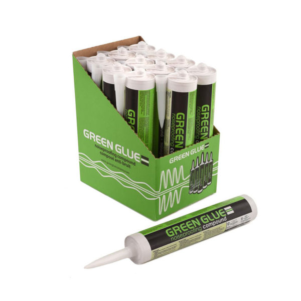 Green Glue Noiseproofing Compount 12 pack