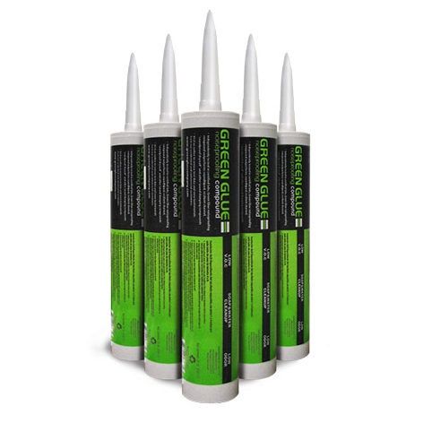Green Glue Noiseproofing Compund 28 oz. Tube product thumbnail