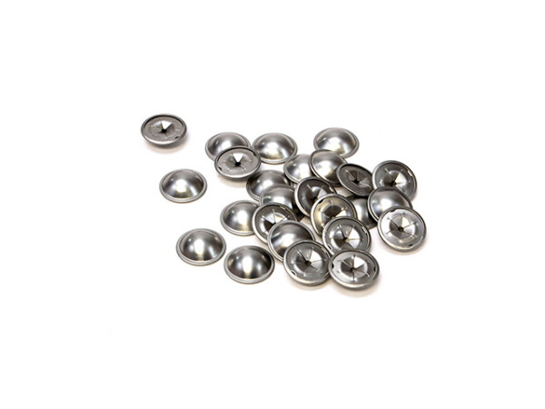 Stainless Steel Insulation Dome Caps thumbnail